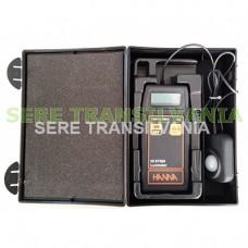 Digitális fényerősség-mérő HI97500 (luxmérő)