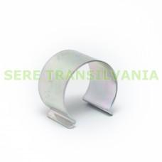 Ø55 mm-es acél fóliarögzítő klipsz (szett 50 db)